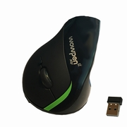 Wow Pen Joy II Wireless Ergonomic Computer Mouse <b>Black or Silver</b>