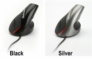 Wow Pen Joy II Wired Ergonomic Computer Mouse <b>Black or Silver</b>