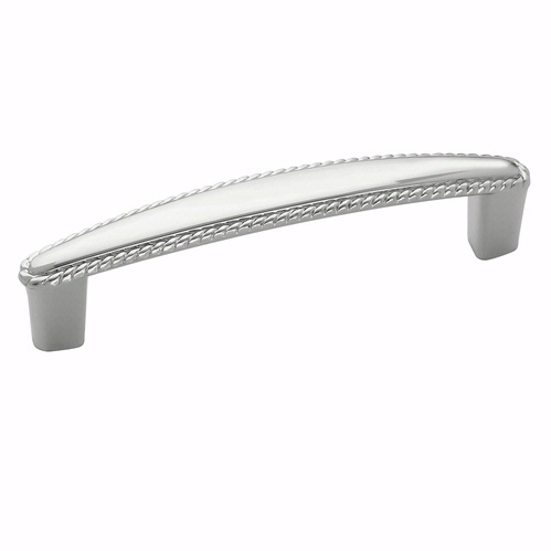 Amerock BP53004-26 Polished Chrome Rope Cabinet Pull