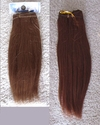 100% Human Hair --Extension Hair Wefts Auburn