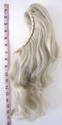 18 inch banana clip color 22 light blonde