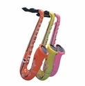 24 inch Inflatable Saxaphone