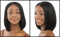 Aboa Lace Front Realistic Front Hairline Human Hair Wig