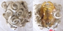 Angie French Comb Synthetic Hairpiece