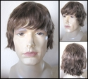 Arah <br> Human Hair Man's Wig