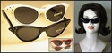 Cat Eye Sunglasses 50s Style