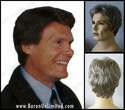 Charles  <br> Synthetic Men's Wig