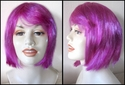 Cheap Budget Colorful Bob Wig