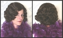 Chicago Style Flapper Wig