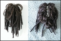 Clearance Dreadlocks Claw Clip Hairpiece Color 33