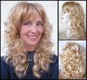 Elina Synthetic wig