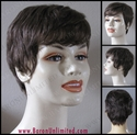 Daisy Short Human Hair Wig