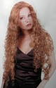 Dream Girl Long Curly Synthetic Wig