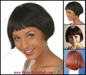 Eve Human Hair Wedge  Wig