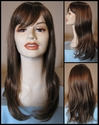 Evely Long Synthetic Wig