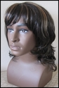 Discontinued style Synthetic wig