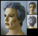 Former Mr. President Man's Synthetic Wig