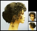 French Twist Gibson Girl Wig - Discontinued