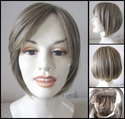 Full Lace A-line Synthetic wig
