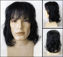 Guns <br> Synthetic Rocker Wig