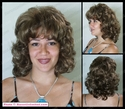 Hannah Shoulder Length Curly Wig