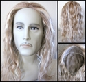 Human Hair Long Wig SOLD