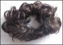 Human Hair Scrunchie