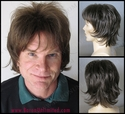 Eizbel <br> Man's Synthetic Wig