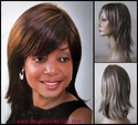 Janice Synthetic Wig