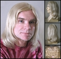 Jimmy <br> Human Hair Man's Wig