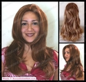 Jordan Long Synthetic Wig
