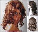 Kedsy Curly Synthetic Wig