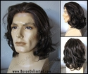 Ken <br> Lace Front Synthetic Mans Wig (Kurt Russell)
