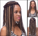 Ladon<br>Synthetic Twist braided Wig