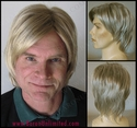 Laine <br> Man's Synthetic Wig