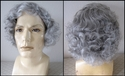 Lan <br> Curly Wavy Synthetic Man's wig