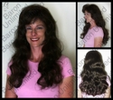 Laura Long Synthetic Wig