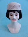 Light Beige Vintage Hat