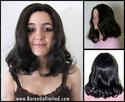 Lilly Shoulder Length Wavy Wig