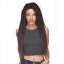 Long Lace Front Braided Wig