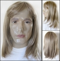 Lole<br> Heat Resistant Synthetic Man's Wig