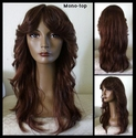 Lorena 100% Human Hair  Mono-top