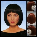 Lovely Synthetic Wig