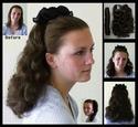 Ludi  Ponytail hairpiece