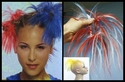 Lulu Spiky Scrunchie Rubberband - BUY ONE GET ONE FREE!