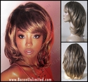 Maxy Synthetic Wig