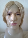 Modern Joe <br> Mono-top Synthetic Man's Wig