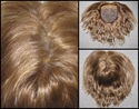 Mono Top Piece -- Human Hair