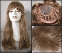 Mono-top Synthetic Wig - ONE LEFT
