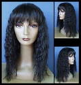 Morgan Shoulder Length Curly Wig